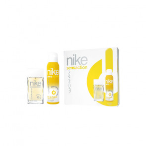 Nike Lote SENSACTION WOMAN Eau de toilette