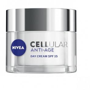 Nivea CELLULAR ANTI-AGE Day Cream SPF 15 50 ml