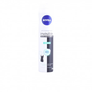 Nivea INVISIBLE ACTIVE FOR BLACK & WHITE Desodorante 200 ml