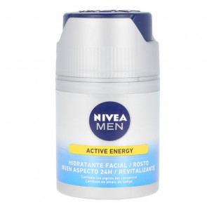 Nivea Men Skin Energy Crema hidratante Q10 50 ml