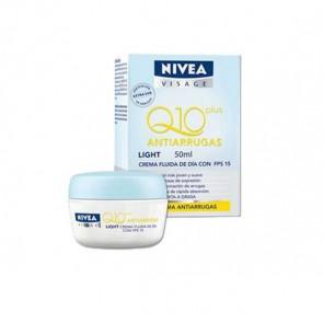 Nivea Q10 PLUS Peaux Mixtes Anti-Rides Jour SPF15 50 ml