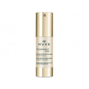 Nuxe Nuxuriance Gold Serum Nutri-Revitalisant 30 ml