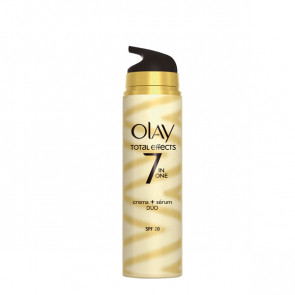 Olay TOTAL EFFECTS Moisturiser + Serum Duo SPF20 40 ml