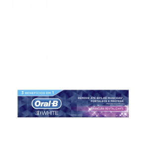Oral-B 3D White Blancura Revitalizante 75 ml