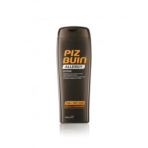 Piz Buin ALLERGY Lotion SPF 50+ Protección solar 200 ml