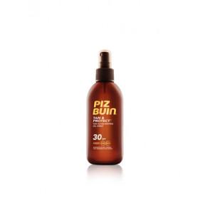 Piz Buin TAN & PROTECT Dry Oil Spray SPF 30 Bronceador Spray 150 ml