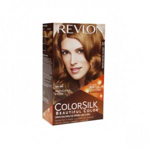 Revlon COLORSILK - 57 Castaño Dorado Muy Claro