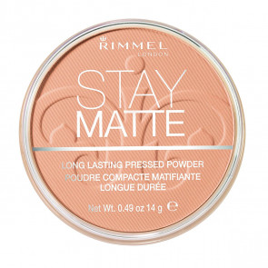 Rimmel STAY MATTE Long Lasting Pressed Powder 008