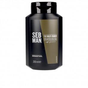Sebastian SebMan The Multitasker 3 in 1 Hair Wash 250 ml