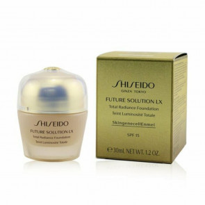 Shiseido Future Solution LX Total Radiance Foundation - G4