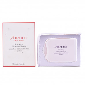 Shiseido THE ESSENTIALS Refreshing Cleansing Sheets