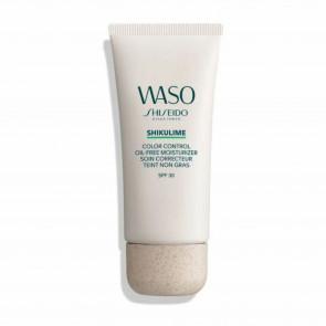 Shiseido Waso Shikulime Color Control Oil-Free Moisturizer 50 ml