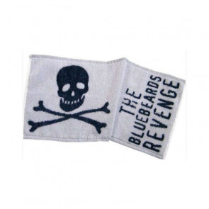 The Bluebeards Revenge The Ultimate Shaving Towel for Real Men 1 ud