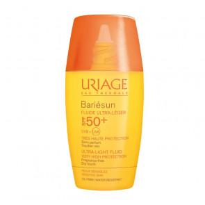 Uriage Bariésun Fluido Ultra-ligero SPF50+ 30 ml