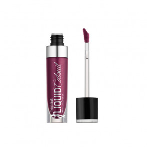 Wet N Wild MegaLast Liquid Catsuit Metallic Lipstick - E961A Acai So Serious