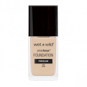 Wet N Wild Photofocus Foundation - Soft Ivory 30 ml