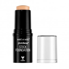 Wet N Wild Photofocus Stick Foundation - Shell ivory 12 g