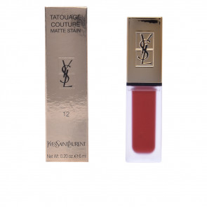 Yves Saint Laurent TATOUAGE COUTURE Matte Stain 12 Red Tribe