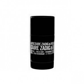 Zadig & Voltaire THIS IS HIM! Stick déodorant 75 ml