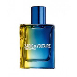 Zadig & Voltaire THIS IS LOVE! FOR HIM Eau de parfum 50 ml