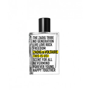Zadig & Voltaire THIS IS US! Eau de toilette 30 ml