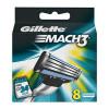 Gillette MACH 3 Replacement Blades 8 u