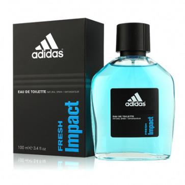 Adidas FRESH IMPACT Eau de toilette Vaporizador 100 ml