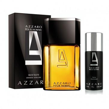 Azzaro Lote AZZARO POUR HOMME Eau de toilette Vaporizador 50 ml + Desodorante 75 ml