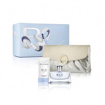 Bvlgari Lote BLV II Eau de parfum Vaporizador 50 ml + Loción corporal 75 ml + Bolso
