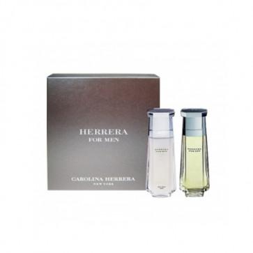 Carolina Herrera Lote HERRERA FOR MEN Eau de toilette Vaporizador 100 ml + Aftershave 100 ml
