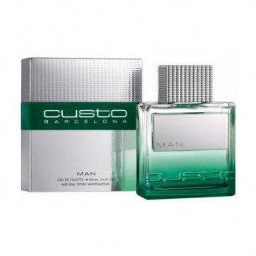 Custo CUSTO MAN Eau de toilette Vaporizador 50 ml