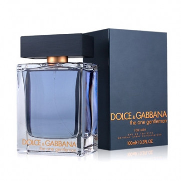 Dolce & Gabbana THE ONE GENTLEMAN Eau de toilette Vaporizador 50 ml