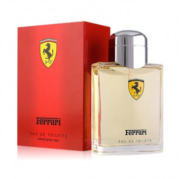 Ferrari FERRARI RED Eau de toilette Vaporizador 75 ml