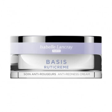 Isabelle Lancray BASIS Ruticrème Soin Ant-Rougeurs 50ml 50 ml
