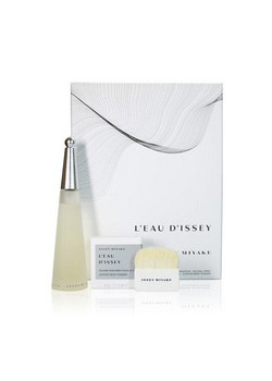 Issey Miyake Lote L'EAU D'ISSEY Eau de toilette Vaporizador 50 ml + Maquillaje 6 gr