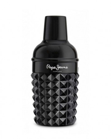 Pepe Jeans BLACK IS NOW FOR HIM Eau de parfum Edición Coleccionista 100 ml