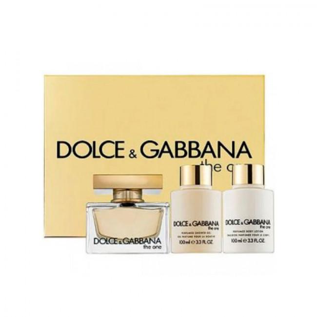 De Set Parfum The One Eau Gabbana Dolceamp; kuTPXiOZ