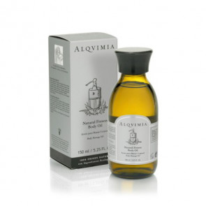 Alqvimia Natural Fitness Body Oil Aceite de masaje 150 ml