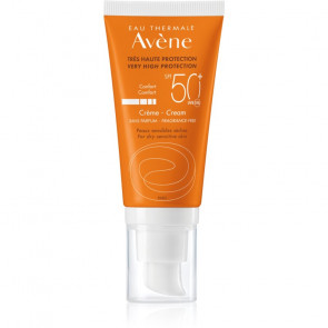 Avène Cream SPF50+ Fragrance-free 50 ml
