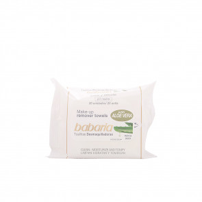 Babaria ALOE Make-Up Remover Towels