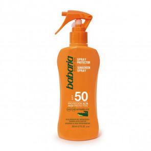 Babaria Spray Protector SPF50 Aloe Vera 200 ml