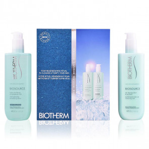 Biotherm Lote Biosource Duo Normal skin Leche limpiadora