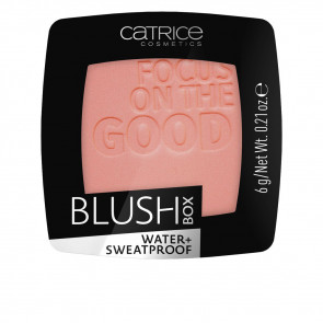 Catrice Blush Box Water+sweatproof - 025 Nude peach 6 g