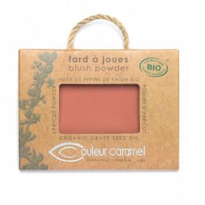 Couleur Caramel Blush Powder - 57 Old Rose