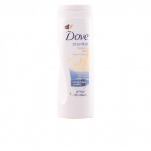 Dove ESSENTIAL NOURISHMENT DRY SKIN Loción corporal 400 ml