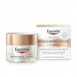 Eucerin Hyaluron-Filler + Elasticity Día SPF15 50 ml