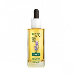 Garnier Bio Ecocert Lavanda Aceite rostro reafirmante 30 ml
