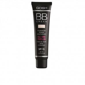 Gosh BB Cream Foundation primer moisturizer - 01 Sand 30 ml