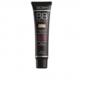 Gosh BB Cream Foundation primer moisturizer - 02 Beige 30 ml