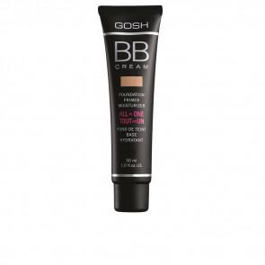 Gosh BB Cream Foundation primer moisturizer - 03 Warm beige 30 ml